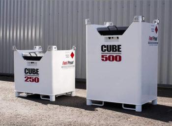 Cuve de carburant Cube Fuelproof