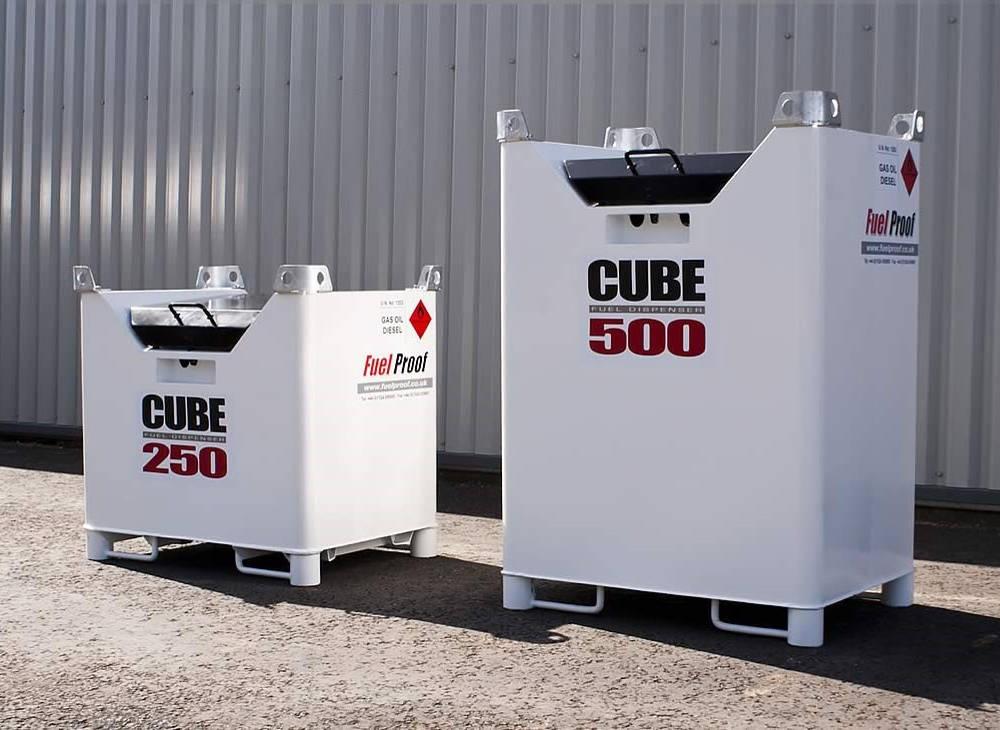 Réservoir Cube Fuelproof