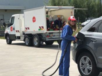 Options Pegase pour skids de distribution carburant MID
