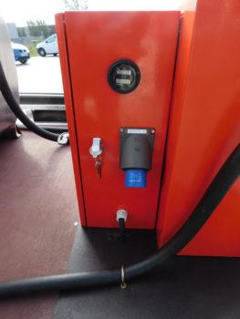 remorque bi carburant détail