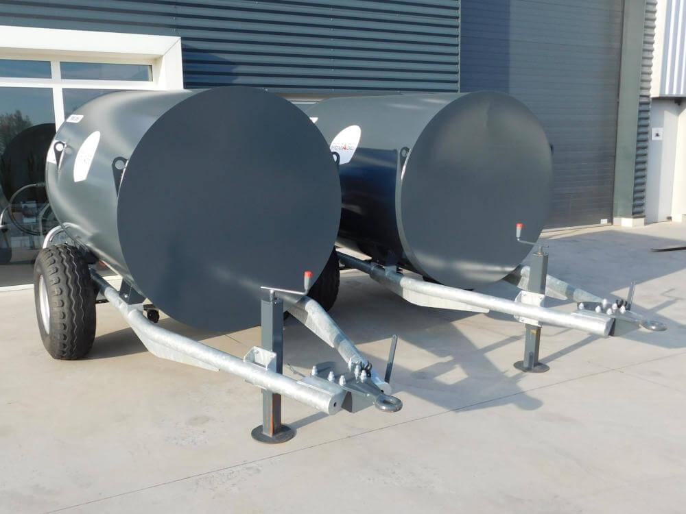 Remorques Pegase carburant pour alimentation groupe électrogène