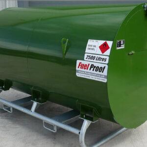 Cuve Fuelstore 2500 litres Pegase carburant