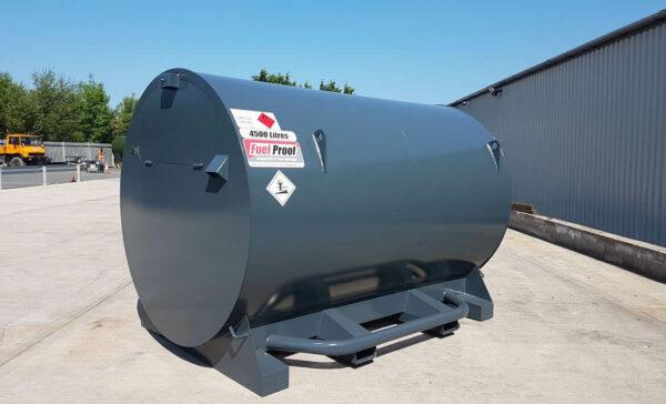Cuve gasoil Fuelstore 4500 litres Pegase carburant
