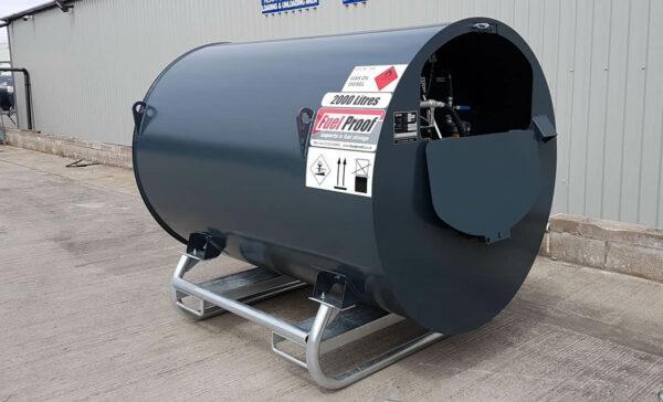 Cuve Fuelstore 2000 litres distribution gasoil