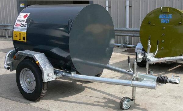 Remorque gasoil 1000 litres simple essieu Fuelstore