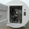 Station privative clubman pegase carburant, détail